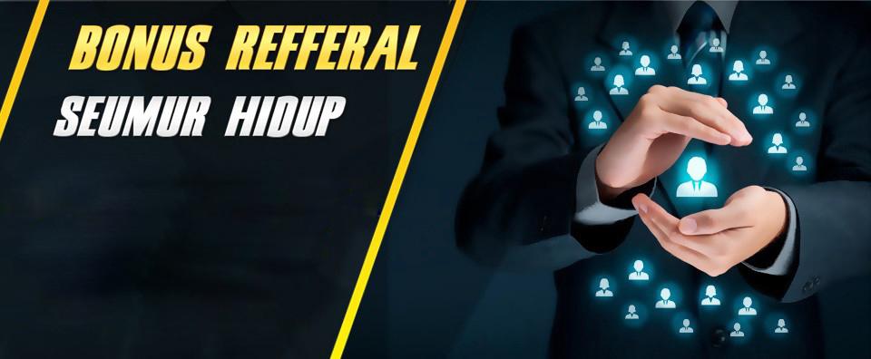 Beberapa Informasi Mengenai Bonus Referral di Bandar Bola Online