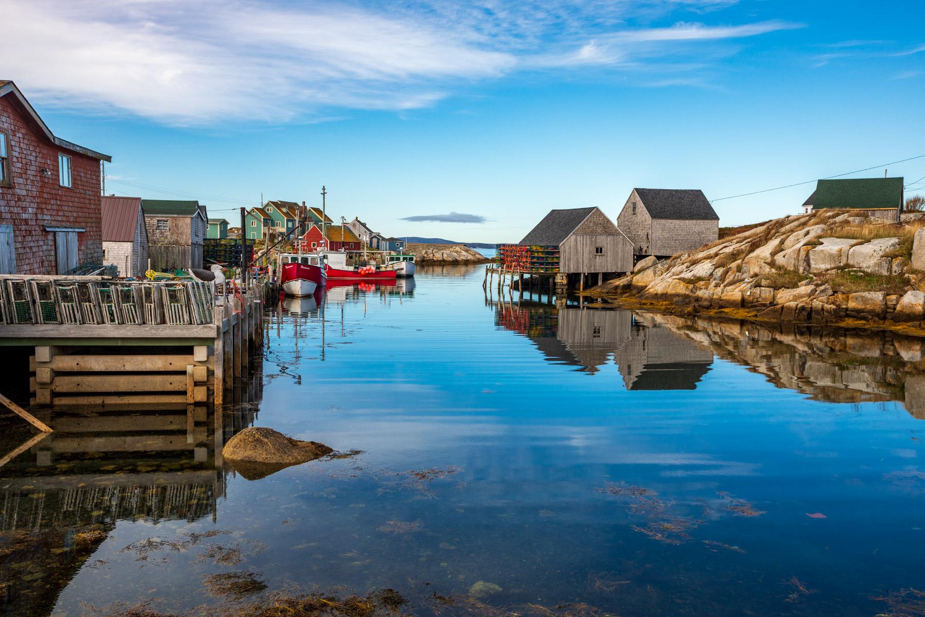 3 Destinasi Wisata Terbaik Di Nova Scotia, Kanada