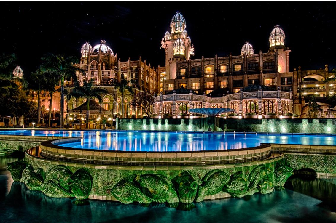 Casino Sun City Bisa Jadi Destinasi Wisata Glamor Nan Eksotik